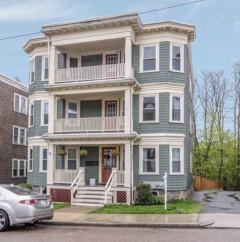 77 Richmond Street #2, Boston, MA 02124 (MLS #72826648) :: The Duffy Home Selling Team