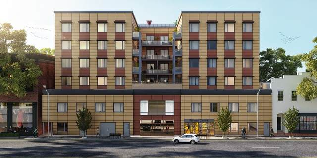 457 W Broadway #401, Boston, MA 02127 (MLS #72826653) :: The Duffy Home Selling Team