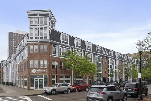 10 Douglas Park #5, Boston, MA 02118 (MLS #72826677) :: Cape Cod and Islands Beach Properties