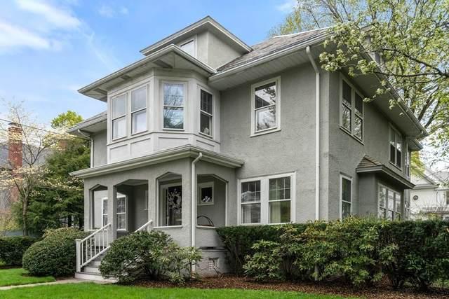 17 Willow Street, Belmont, MA 02478 (MLS #72826686) :: Westcott Properties