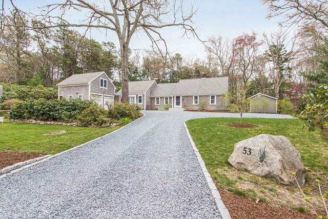 53 Winslow Road, Falmouth, MA 02556 (MLS #72826774) :: Cape Cod and Islands Beach Properties