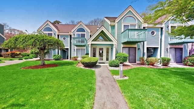 64 Endicott Ln #64, Brewster, MA 02631 (MLS #72826776) :: Cape Cod and Islands Beach Properties