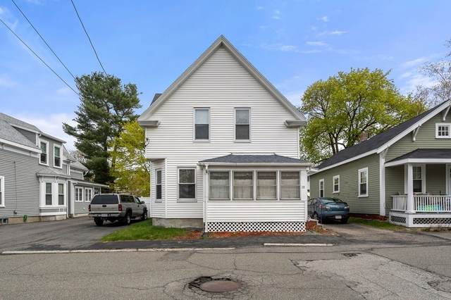 28 S Grove St, Haverhill, MA 01835 (MLS #72826800) :: EXIT Realty