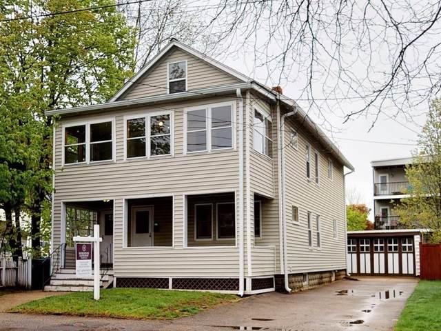 71-73 Dartmouth St., Belmont, MA 02478 (MLS #72826806) :: Westcott Properties