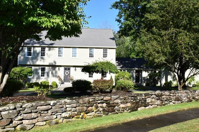 30 Heritage Lane, Lynnfield, MA 01940 (MLS #72826858) :: East Group, Engel & Völkers