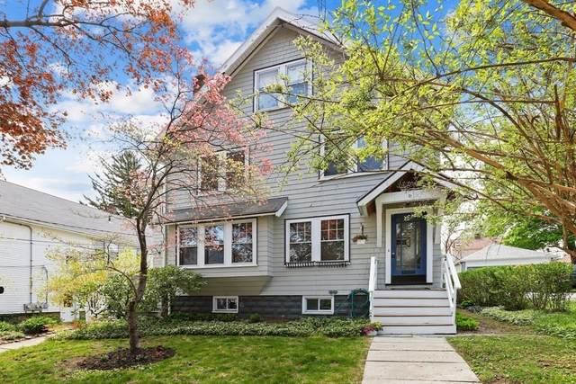 15 Hurd Road #15, Belmont, MA 02478 (MLS #72826864) :: Westcott Properties