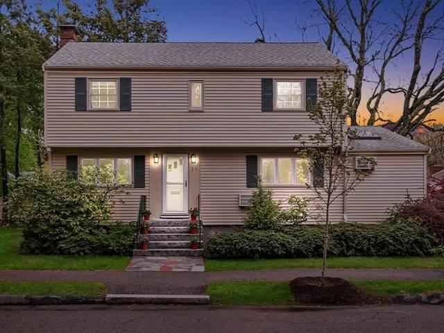 59 Dale, Brookline, MA 02467 (MLS #72826869) :: Boylston Realty Group