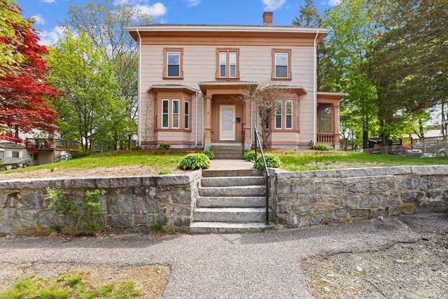 4 Highland St, Woburn, MA 01801 (MLS #72826870) :: EXIT Realty