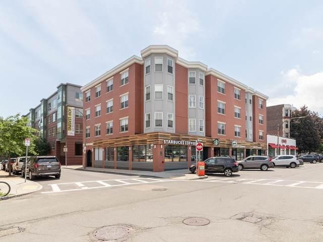 1304 Commonwealth Avenue #5, Boston, MA 02134 (MLS #72826901) :: The Seyboth Team