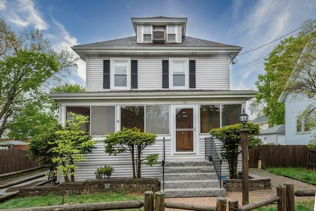 33 French St, Quincy, MA 02171 (MLS #72826975) :: DNA Realty Group