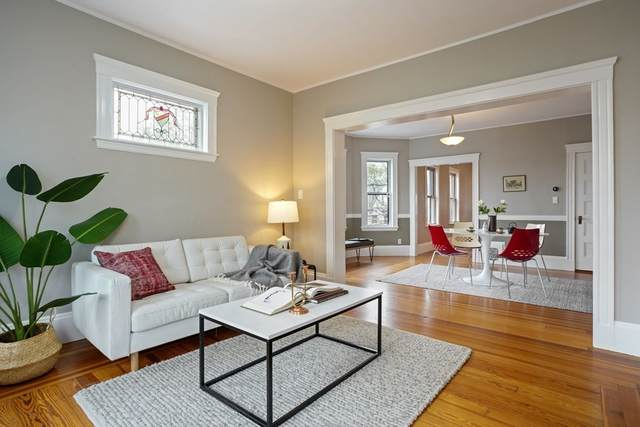 25 Curtis St #2, Somerville, MA 02144 (MLS #72826987) :: Boylston Realty Group