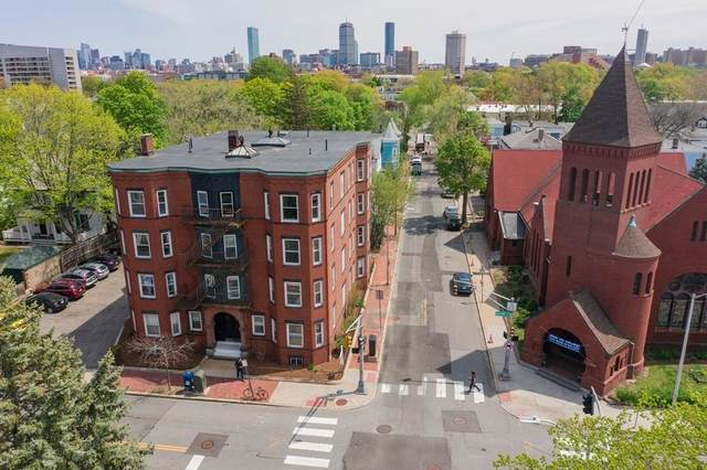 128 Magazine St #9, Cambridge, MA 02139 (MLS #72827011) :: DNA Realty Group
