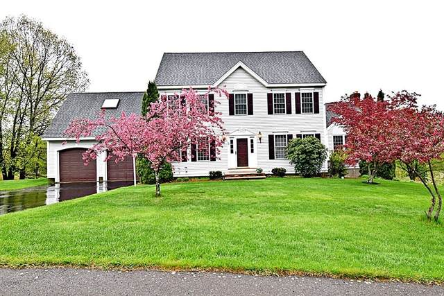 5 Cortland Drive, Hudson, MA 01749 (MLS #72827090) :: The Duffy Home Selling Team