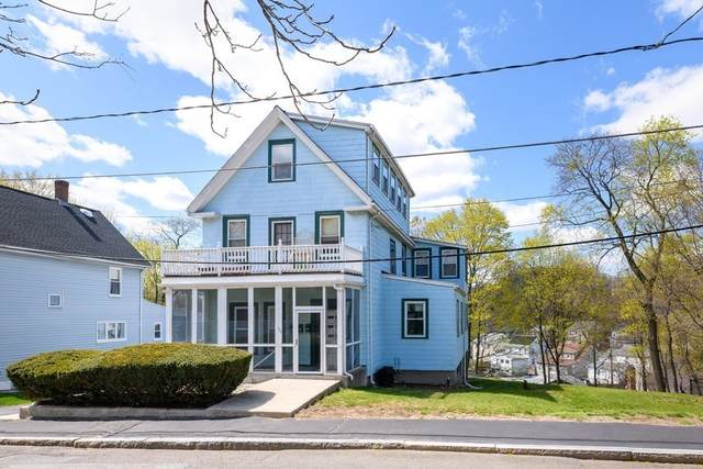 104 Granville Ave, Malden, MA 02108 (MLS #72827107) :: EXIT Realty