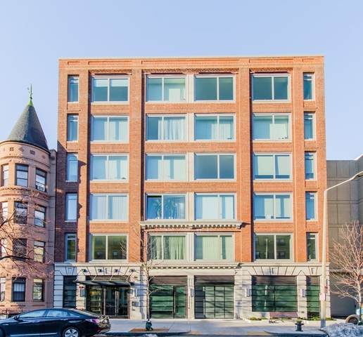 43 Westland Ave #209, Boston, MA 02115 (MLS #72827128) :: EXIT Realty