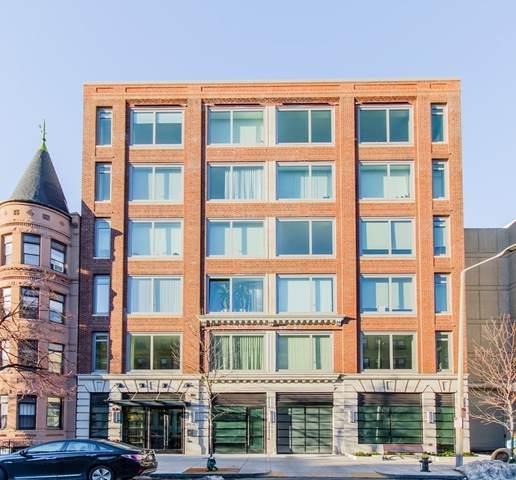 43 Westland Ave #209, Boston, MA 02115 (MLS #72827128) :: The Seyboth Team