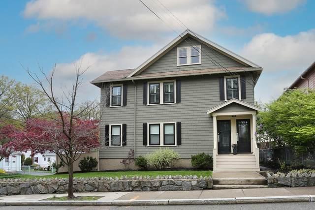 305 Corey Street #305, Boston, MA 02132 (MLS #72827165) :: Conway Cityside