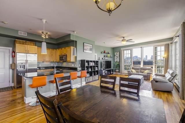80 Webster Avenue 4E, Somerville, MA 02143 (MLS #72827170) :: Boylston Realty Group