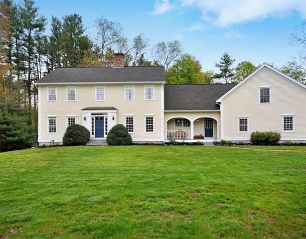 47 Old Concord Road, Lincoln, MA 01773 (MLS #72827183) :: Spectrum Real Estate Consultants