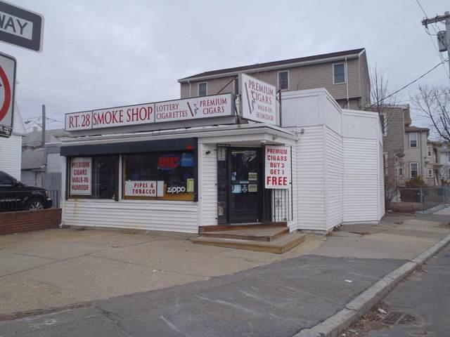 133 4Th. Street #133, Medford, MA 02155 (MLS #72827209) :: Spectrum Real Estate Consultants