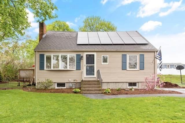 42 Frank Road, Weymouth, MA 02191 (MLS #72827225) :: Chart House Realtors