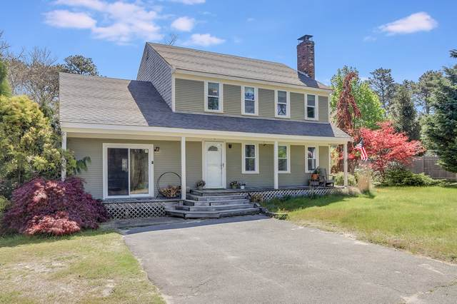 330 Hay Rd, Eastham, MA 02642 (MLS #72827283) :: Cape Cod and Islands Beach Properties
