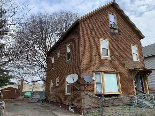 11 Washburn St, Worcester, MA 01610 (MLS #72827296) :: Maloney Properties Real Estate Brokerage