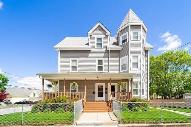 52 Holman Street, Attleboro, MA 02703 (MLS #72827303) :: Maloney Properties Real Estate Brokerage