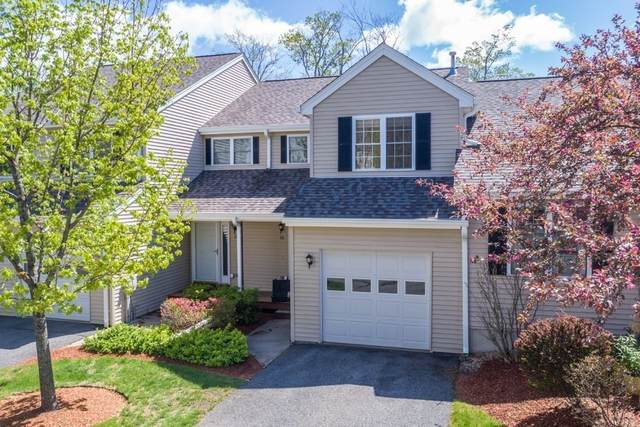 74 Sawmill Pond Road D2-74, Fitchburg, MA 01420 (MLS #72827305) :: Maloney Properties Real Estate Brokerage