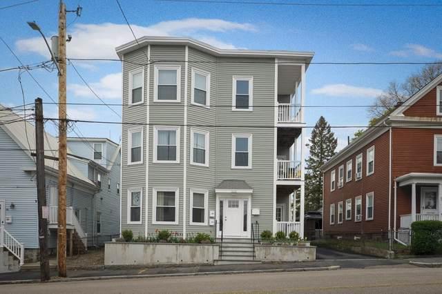 88 Ocean Ave #1, Salem, MA 01970 (MLS #72827329) :: EXIT Realty