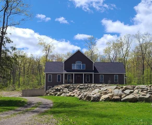160 Carver St, Granby, MA 01033 (MLS #72827330) :: Cape Cod and Islands Beach Properties