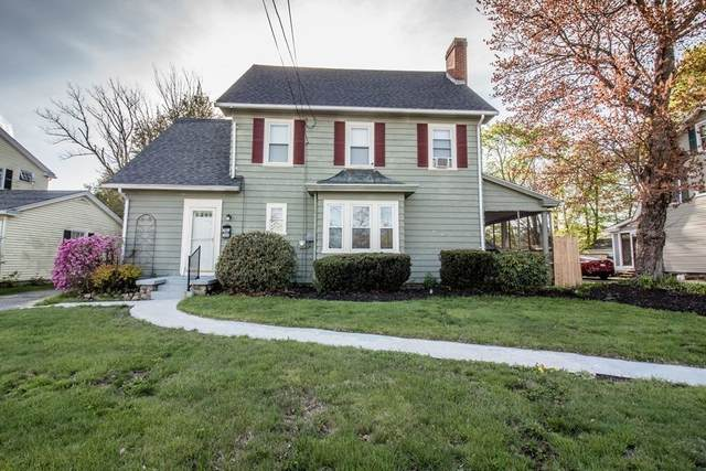 60 Newell Ave, Southbridge, MA 01550 (MLS #72827363) :: Maloney Properties Real Estate Brokerage