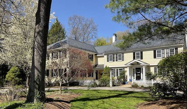 189 Cliff Road, Wellesley, MA 02481 (MLS #72827423) :: Spectrum Real Estate Consultants