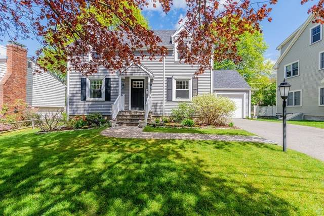 76 Browning Rd, Arlington, MA 02476 (MLS #72827424) :: Boston Area Home Click