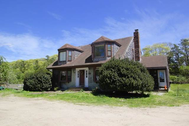 809 Sandwich Rd, Falmouth, MA 02536 (MLS #72827428) :: Cape Cod and Islands Beach Properties