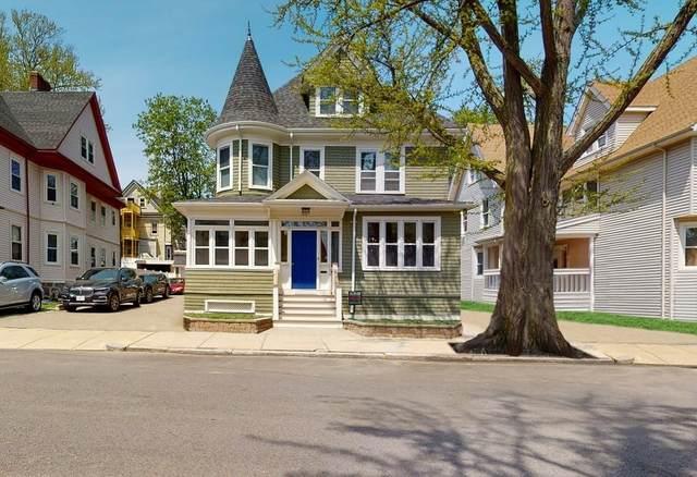 95 Tonawanda Street, Boston, MA 02124 (MLS #72827532) :: Westcott Properties
