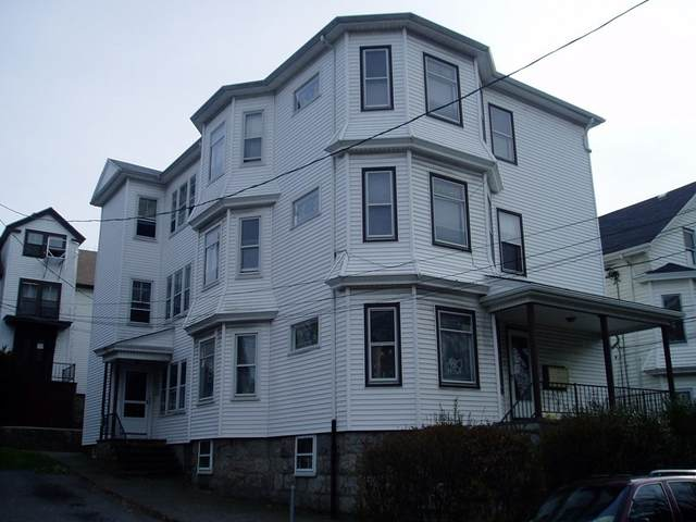 150 Forest St, Fall River, MA 02721 (MLS #72827579) :: The Ponte Group
