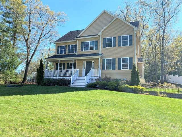 133 Marion St, Wilmington, MA 01887 (MLS #72827589) :: EXIT Realty