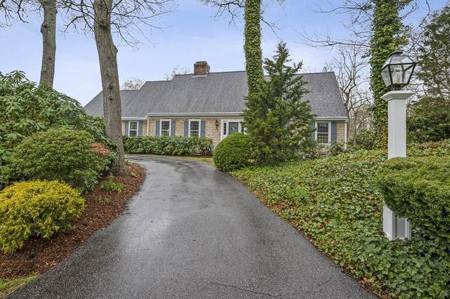 6 Clear Pond, Falmouth, MA 02540 (MLS #72827595) :: Cape Cod and Islands Beach Properties