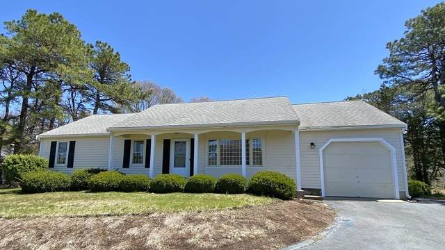 16 Four Seasons Dr, Yarmouth, MA 02664 (MLS #72827602) :: Cape Cod and Islands Beach Properties