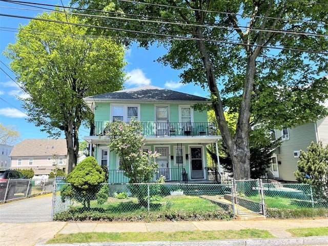17 4Th St, Medford, MA 02155 (MLS #72827617) :: Spectrum Real Estate Consultants