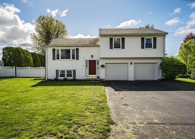 44 Kimberly Drive, Enfield, CT 06082 (MLS #72827637) :: Westcott Properties