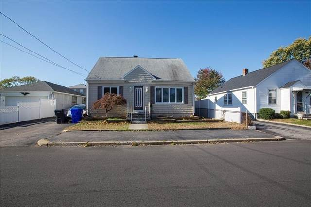 70 Baird Ave, North Providence, RI 02904 (MLS #72827661) :: Spectrum Real Estate Consultants