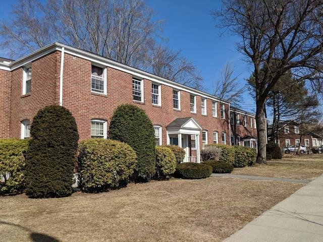 1550 Memorial Ave #2, West Springfield, MA 01089 (MLS #72827665) :: Boylston Realty Group
