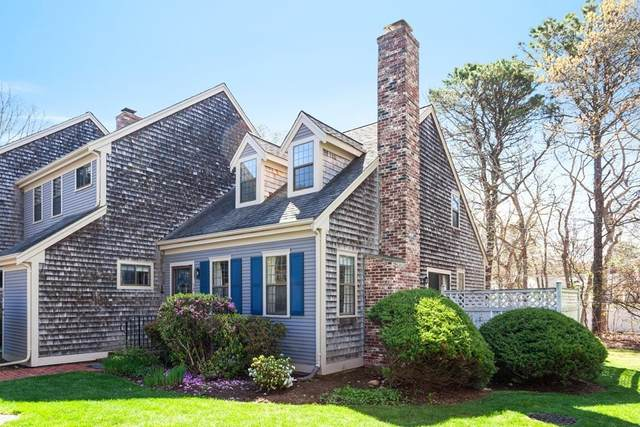 1160 Phinneys Ln 3D, Barnstable, MA 02632 (MLS #72827702) :: Spectrum Real Estate Consultants