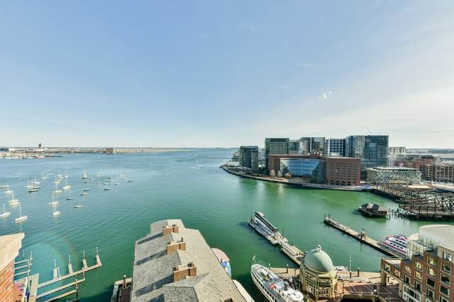 10 Rowes Wharf Ph06, Boston, MA 02110 (MLS #72827707) :: Spectrum Real Estate Consultants