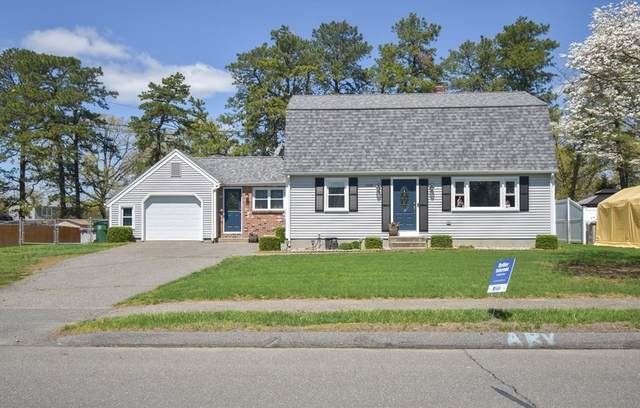 1080 Burnett Rd, Chicopee, MA 01020 (MLS #72827724) :: Boylston Realty Group