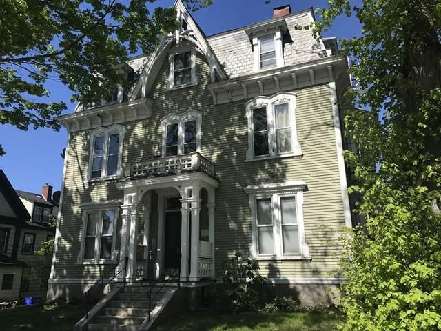 362 Rock Street, Fall River, MA 02720 (MLS #72827729) :: Walker Residential Team