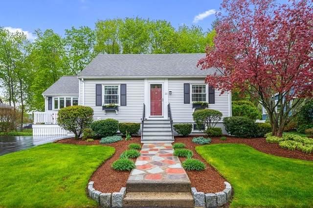 22 Sherman Rd, Wakefield, MA 01880 (MLS #72827732) :: Spectrum Real Estate Consultants