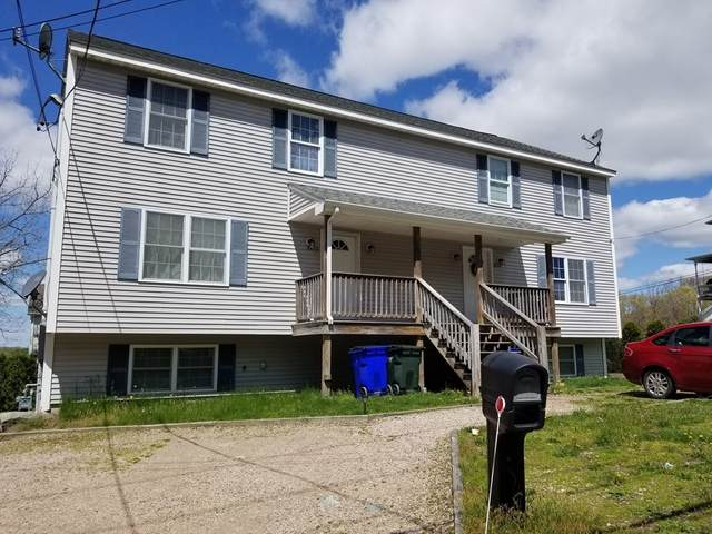 3228 North Main Street #3228, Fall River, MA 02720 (MLS #72827773) :: Walker Residential Team